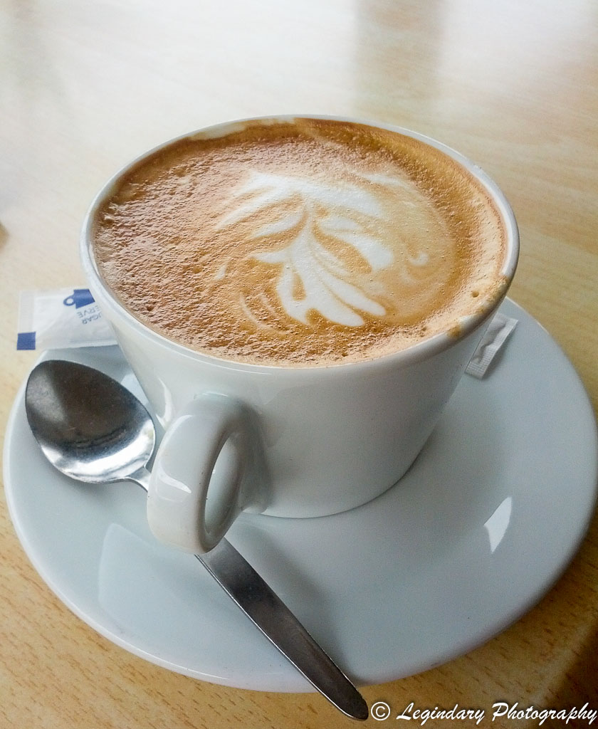 Lure Cafe Latte