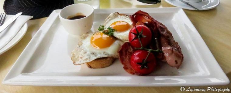 Lure Cafe Breakfast