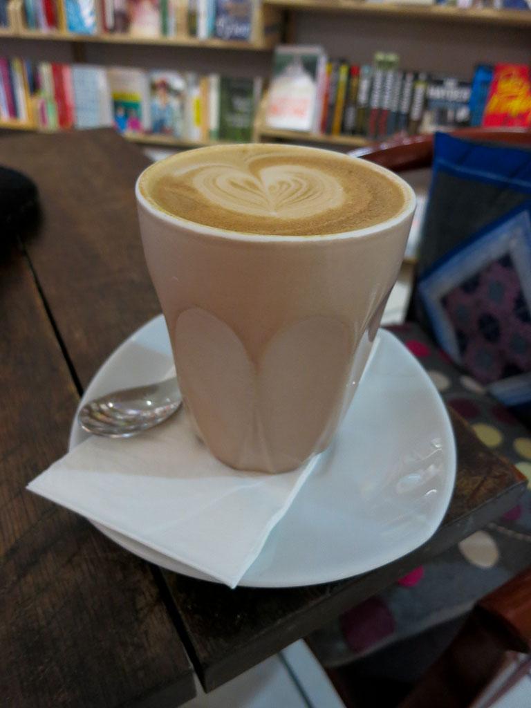 Whileaway coffee