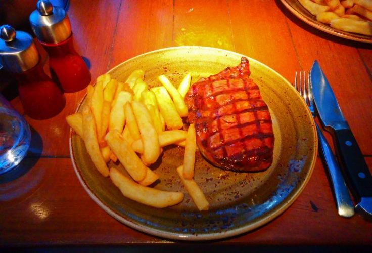 120 Day Aged Steak