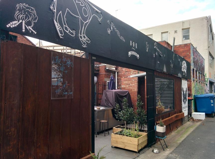 Little Bertie's Cafe