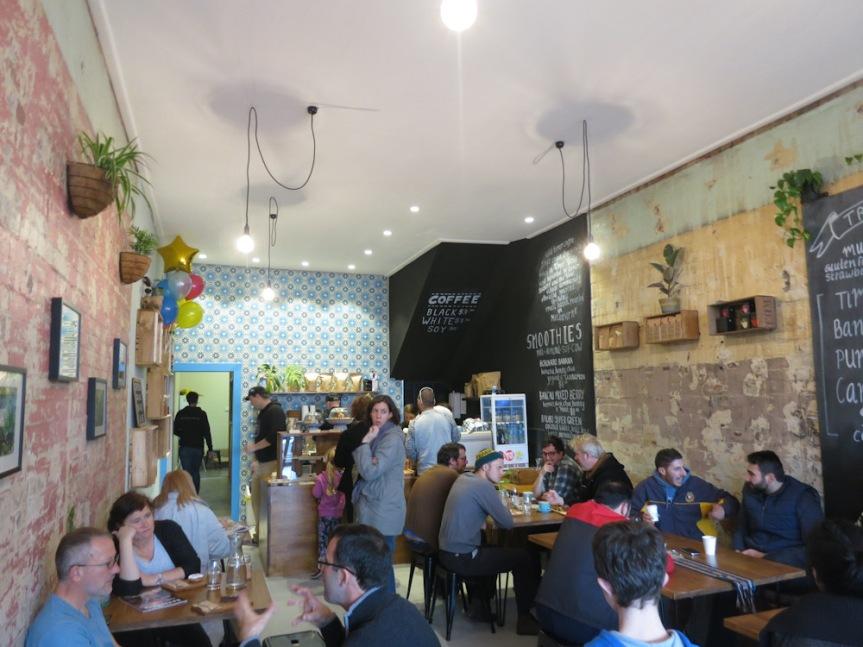 Cafe Layout
