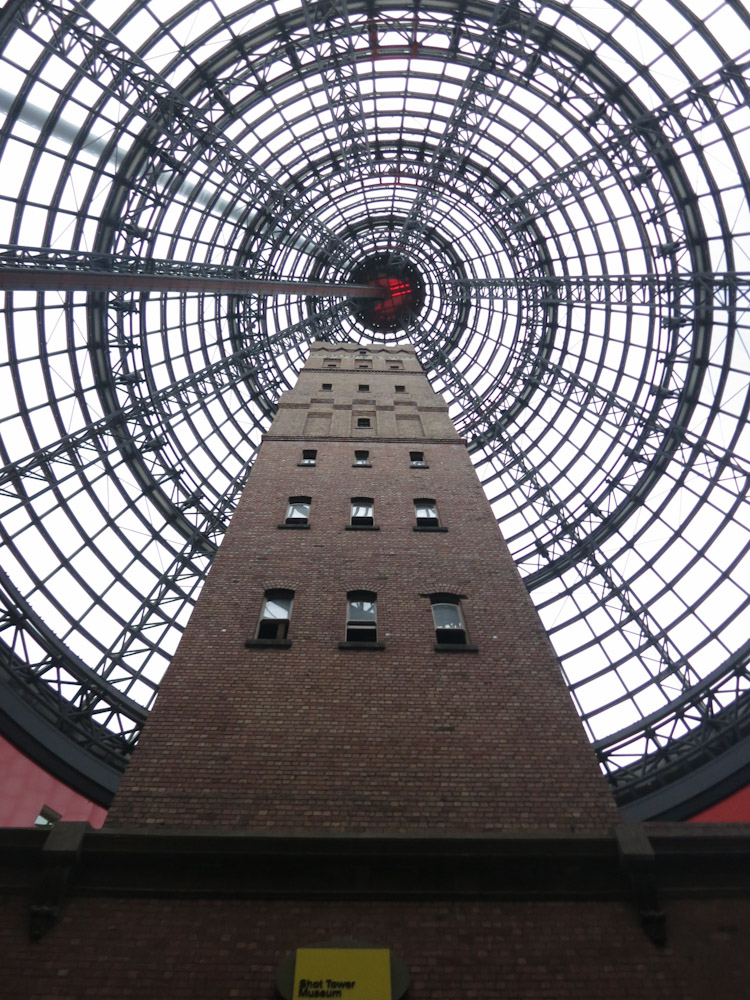 Coop's Shot Tower and Museum
