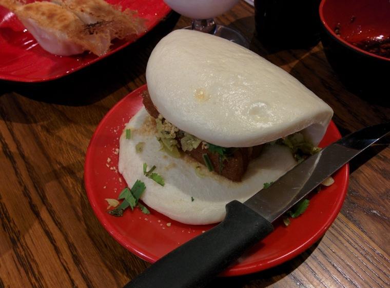 Pork Burger (Bao)
