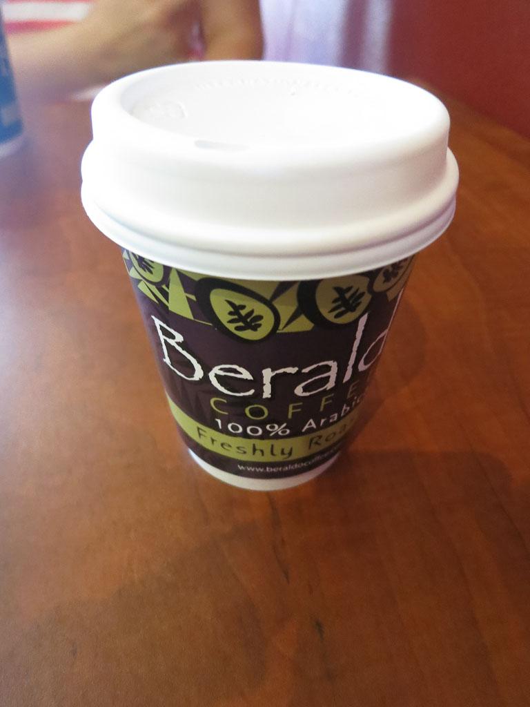 Svaks Chai Latte