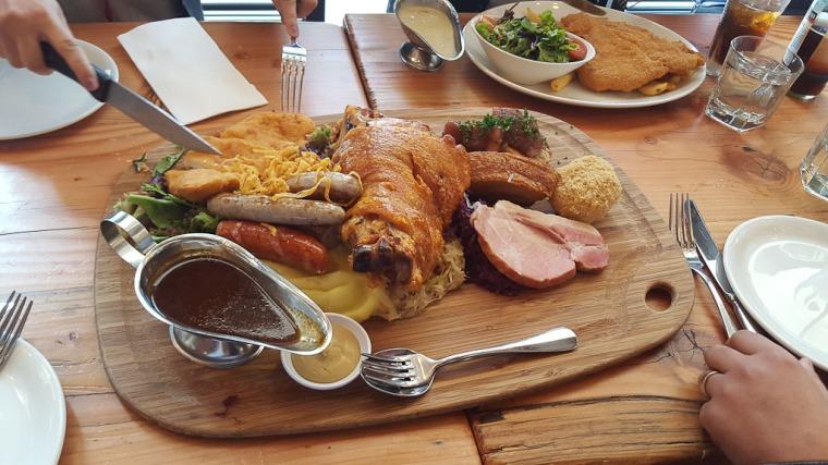 Hof Meat Platter