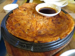 Kimchi Pancakes 3