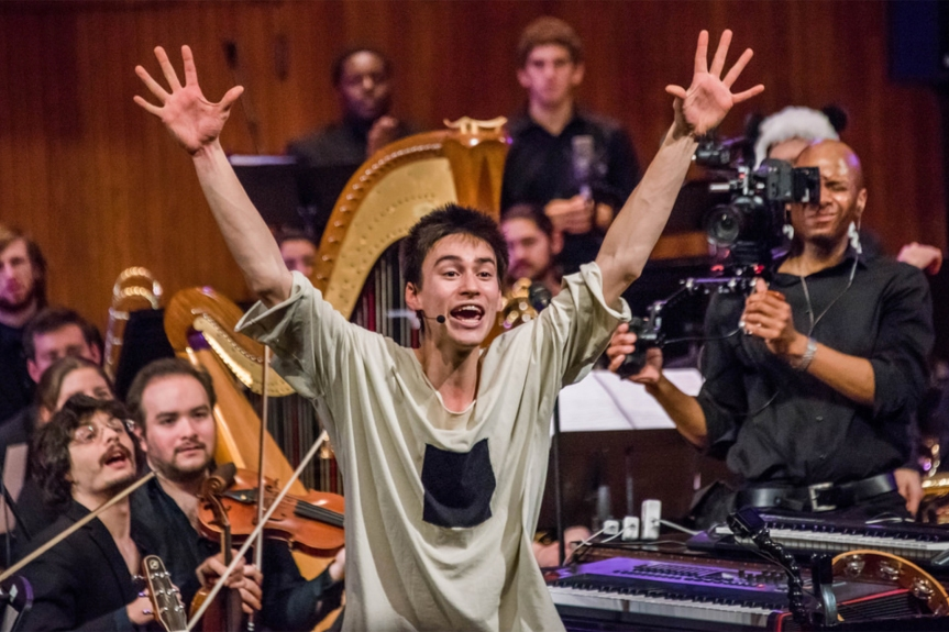 Jacob Collier AU